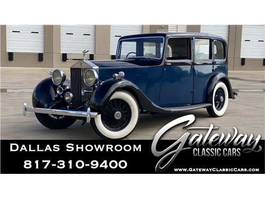 1937 Rolls-Royce 20/25 for sale in DFW Airport, Texas 76051