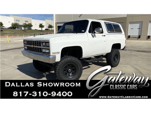 1991 Chevrolet Blazer for sale in DFW Airport, Texas 76051