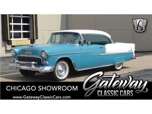 1955 Chevrolet Bel Air for sale in Crete, Illinois 60417