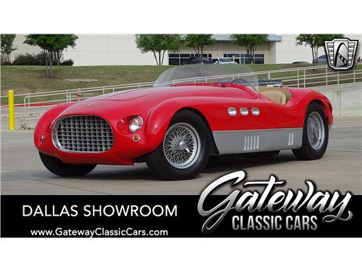 1953 Ferrari 340MM for sale in DFW Airport, Texas 76051