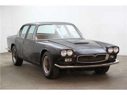 1969 Maserati Quattroporte for sale in Los Angeles, California 90063