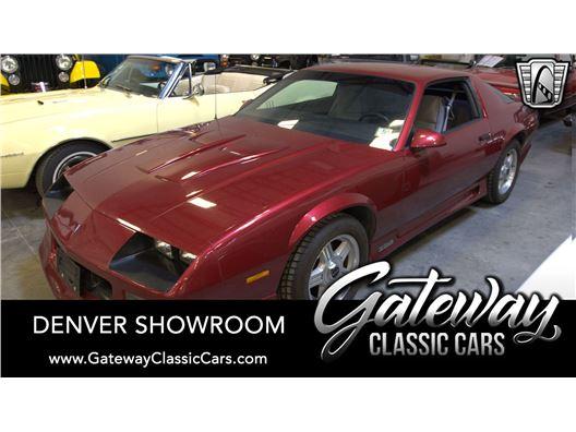 1991 Chevrolet CAMARO Z28 1LE for sale in Englewood, Colorado 80112