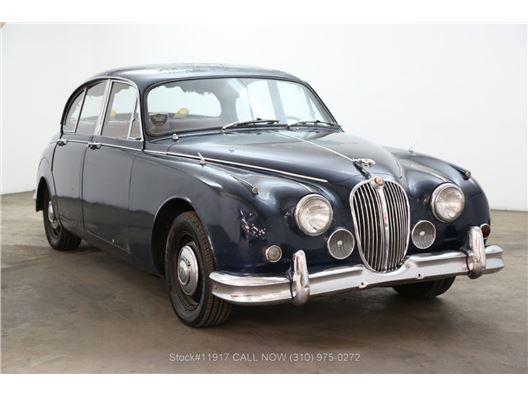 1960 Jaguar MKII for sale on GoCars.org
