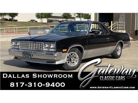 1985 Chevrolet El Camino for sale in DFW Airport, Texas 76051