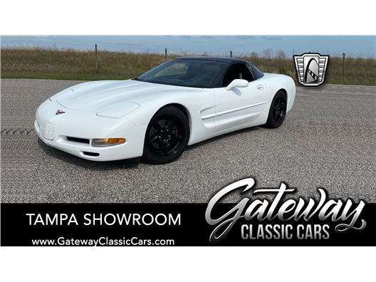 1999 Chevrolet Corvette for sale in Ruskin, Florida 33570