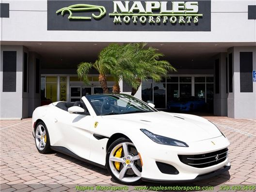 2019 Ferrari Portofino for sale in Naples, Florida 34104