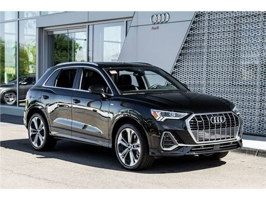 2020 Audi Q3 for sale in Rancho Mirage, California 92270