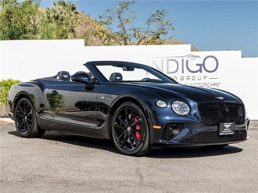2020 Bentley Continental GT for sale in Rancho Mirage, California 92270