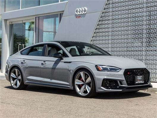 2019 Audi RS 5 for sale in Rancho Mirage, California 92270
