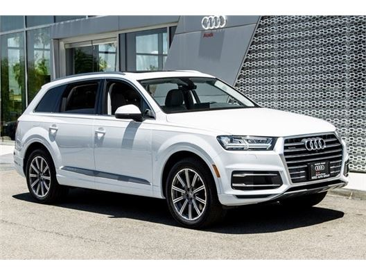 2019 Audi Q7 for sale in Rancho Mirage, California 92270