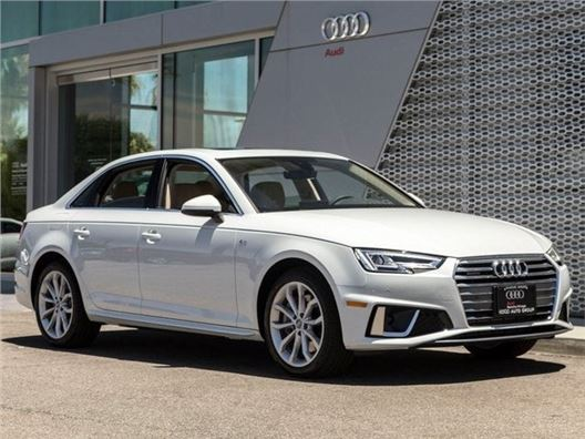 2019 Audi A4 for sale in Rancho Mirage, California 92270