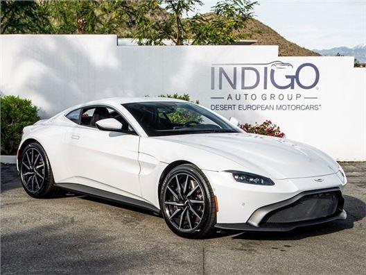 2019 Aston Martin Vantage for sale in Rancho Mirage, California 92270