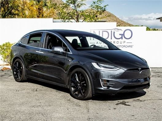 2018 Tesla Model X for sale in Rancho Mirage, California 92270