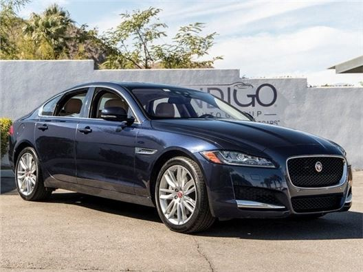 2017 Jaguar XF for sale in Rancho Mirage, California 92270