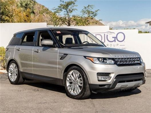 2017 Land Rover Range Rover Sport for sale in Rancho Mirage, California 92270