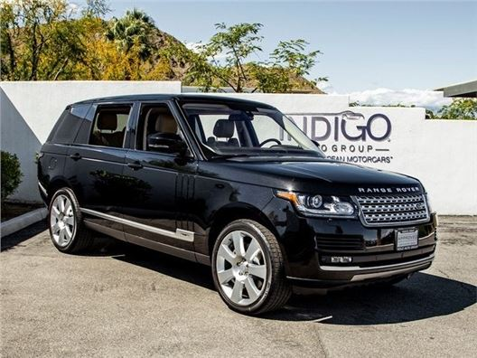 2016 Land Rover Range Rover for sale in Rancho Mirage, California 92270