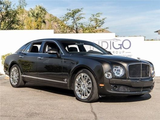 2016 Bentley Mulsanne for sale in Rancho Mirage, California 92270