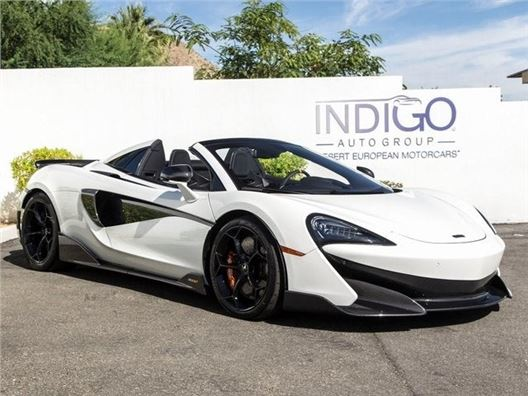 2020 McLaren 600LT for sale in Rancho Mirage, California 92270