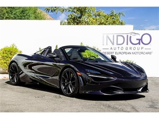 2020 McLaren 720S for sale in Rancho Mirage, California 92270