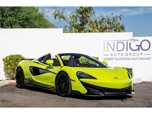 2020 McLaren 600LT for sale on GoCars.org
