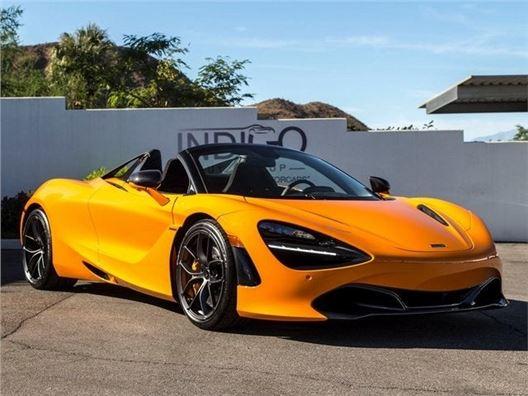 2020 McLaren 720S for sale in Rancho Mirage, California 92270
