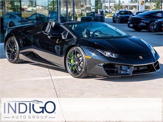 2018 Lamborghini Huracan for sale in Houston, Texas 77090