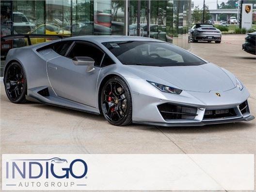 2018 Lamborghini Huracan for sale on GoCars.org