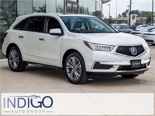 2018 Acura MDX for sale in Houston, Texas 77090