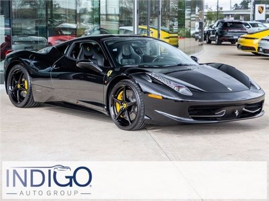 2012 Ferrari 458 Italia for sale in Houston, Texas 77090