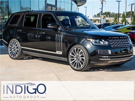 2016 Land Rover Range Rover for sale in Houston, Texas 77090
