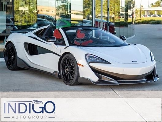 2020 McLaren 600LT for sale in Houston, Texas 77090