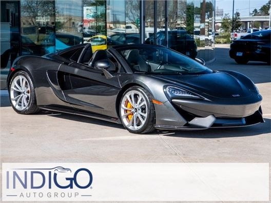 2019 McLaren 570S for sale in Houston, Texas 77090