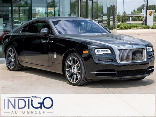 2018 Rolls-Royce Wraith for sale in Houston, Texas 77090