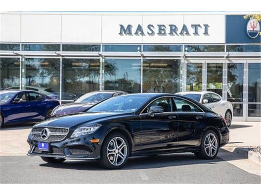 2015 Mercedes-Benz CLS 400 for sale in Sterling, Virginia 20166
