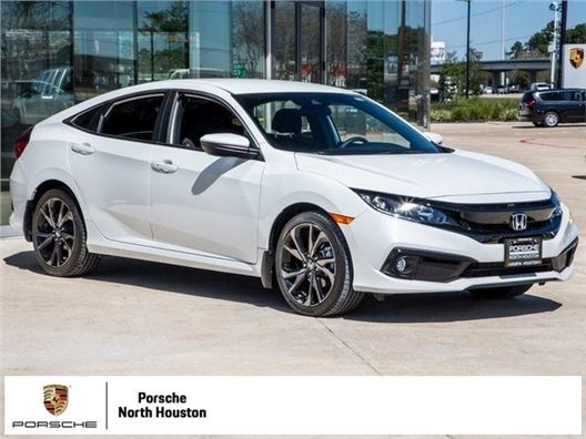 2020 Honda Civic for sale in Houston, Texas 77090