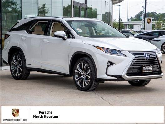 2019 Lexus RX for sale in Houston, Texas 77090