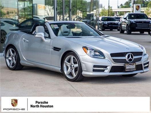 2012 Mercedes-Benz SLK for sale in Houston, Texas 77090