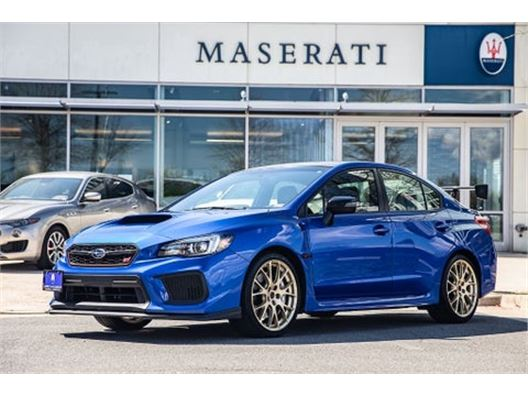2018 Subaru WRX for sale in Sterling, Virginia 20166