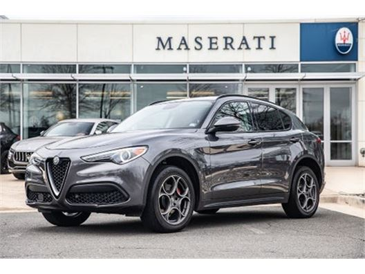 2018 Alfa Romeo Stelvio for sale in Sterling, Virginia 20166