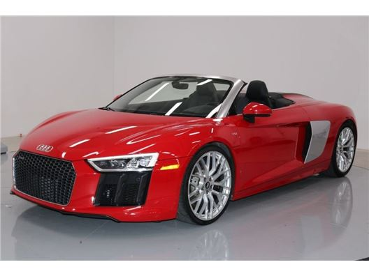 2018 Audi R8 Spyder for sale in Fort Lauderdale, Florida 33304