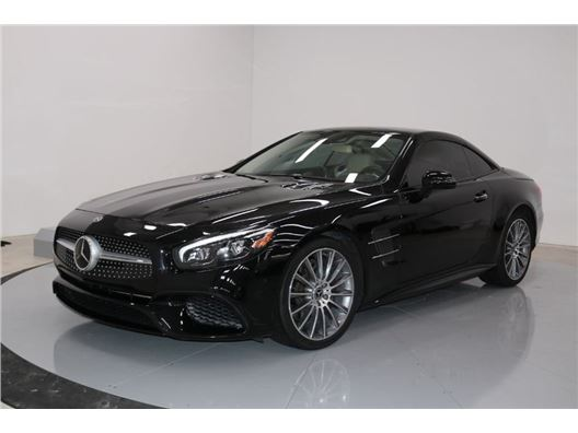 2018 Mercedes-Benz SL-Class for sale on GoCars.org