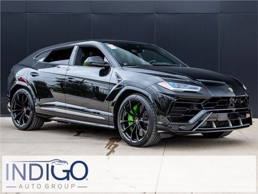 2020 Lamborghini Urus for sale in Houston, Texas 77090