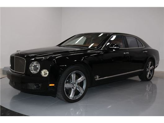 2016 Bentley Mulsanne for sale in Fort Lauderdale, Florida 33304