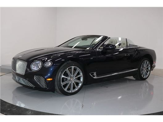 2020 Bentley Continental GT V8 Convertible for sale in Fort Lauderdale, Florida 33304