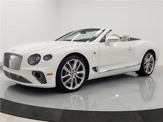 2020 Bentley Continental GT W12 Convertible for sale in Fort Lauderdale, Florida 33304