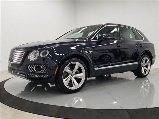 2020 Bentley Bentayga for sale in Fort Lauderdale, Florida 33304