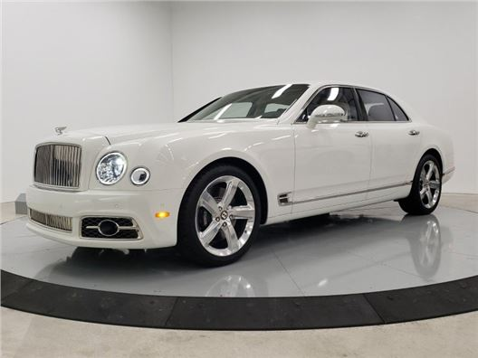 2020 Bentley Mulsanne for sale on GoCars.org