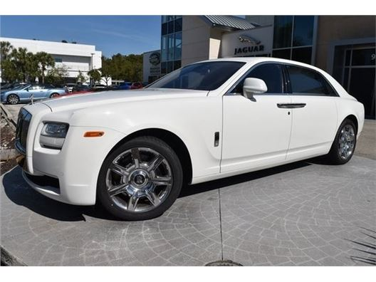2012 Rolls-Royce Ghost for sale in Naples, Florida 34102