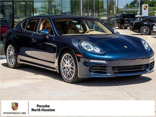 2014 Porsche Panamera for sale in Houston, Texas 77090