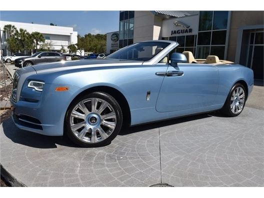 2017 Rolls-Royce Dawn for sale in Naples, Florida 34102